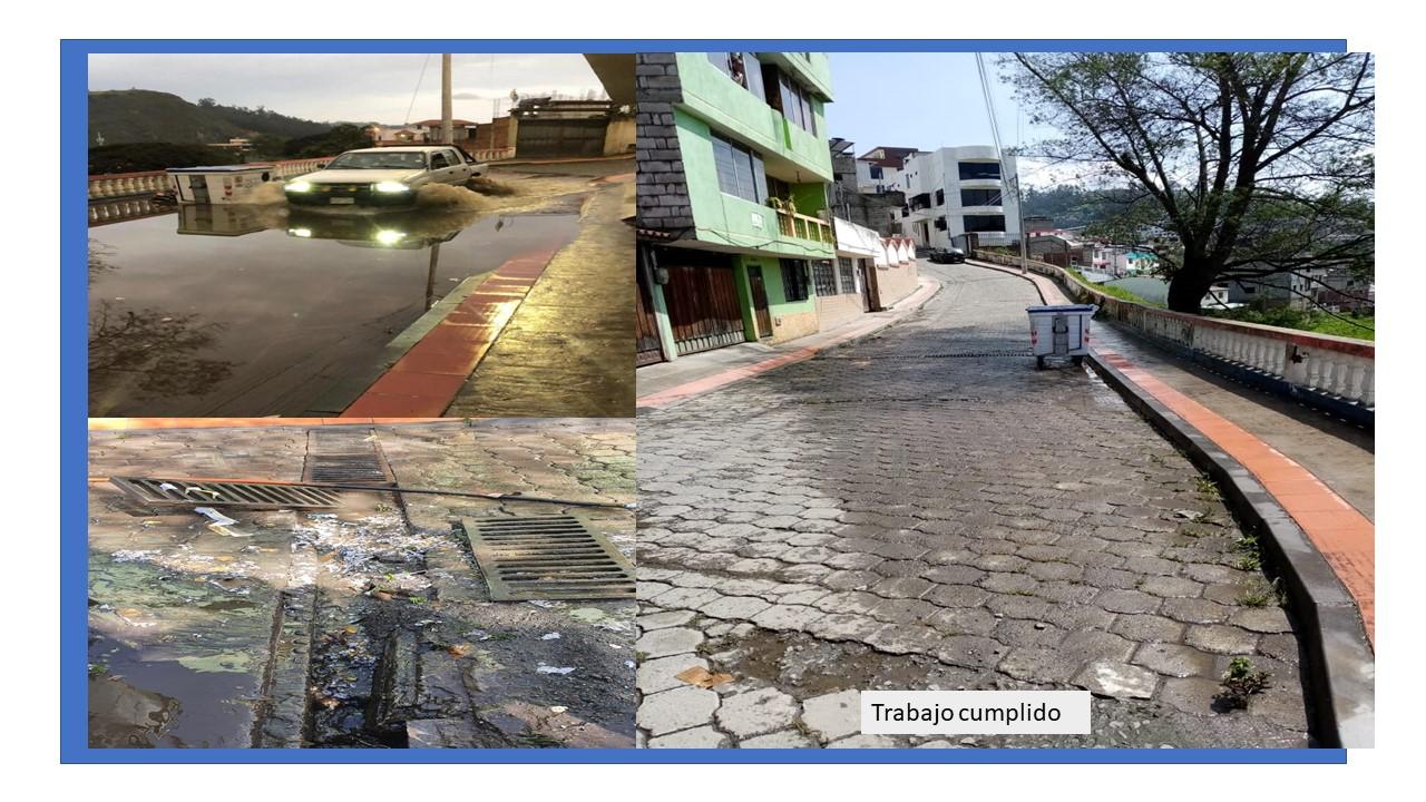 LIMPIEZA SISTEMA DE ALCANTARILLADO